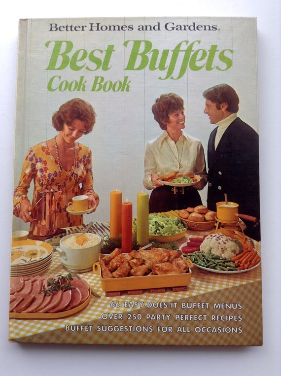 Items similar to better homes and gardens cookbook best for Home and garden recipes