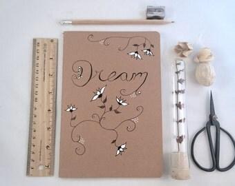 "Blank Journal ""Dream"""