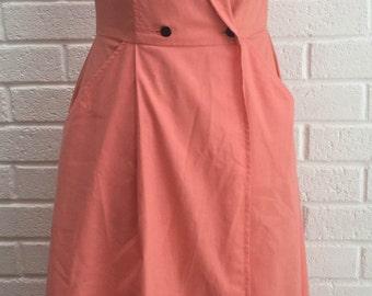 Vintage 1970's Summer dress. UK size 8