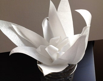 Wafer Paper Lotus
