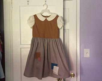 Snow White Rag Dress