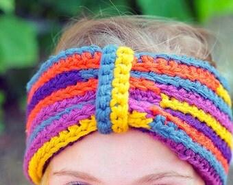 MULTICOLOR headwrap