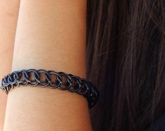 Teen Bracelet, Teen Gift, Teen Girl Jewelry, Gift for Teen, Teenager Girl Gift, Teenage Girl, Teen Jewelry, Gifts Under 20, Black Jewelry