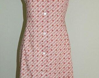 Vintage 1940's Day dress
