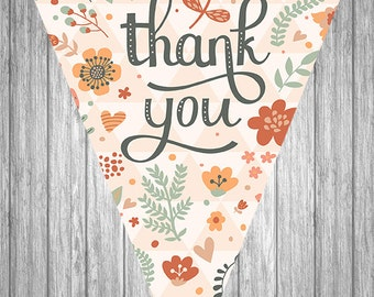 Printable Mother's Day Banner - Thank-You Mom - Digital Banner