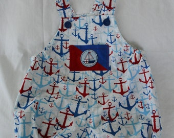 Anchors Aweigh Romper