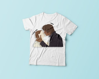 Star Wars - Hans Solo - Princess Leia - I love You, I know - Custom Shirt Design