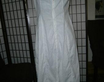 Muslin Petticoat Full Length - Vintage