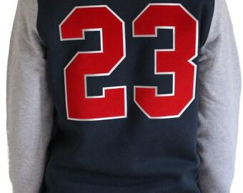 Custom College Sports Jacket, Roller Derby Sweatshirt