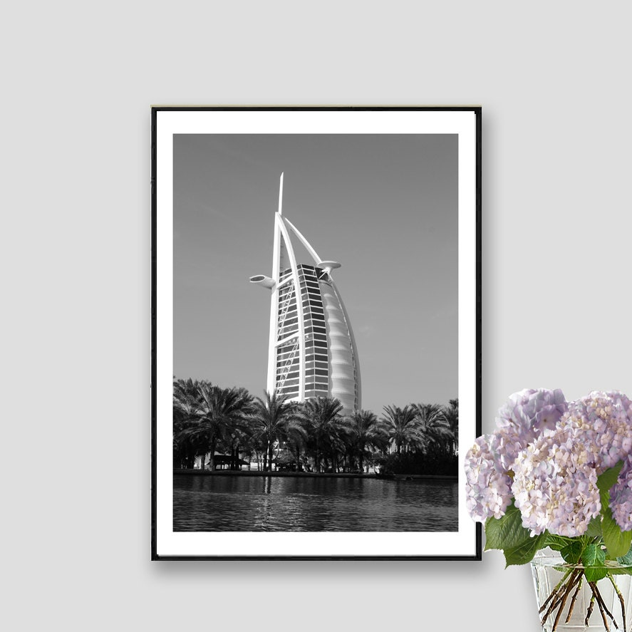 Dubai printable poster dubai print uae print dubai decor wall for Home decor uae