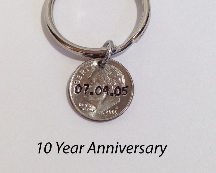 10 Year Wedding Gift For Husband : 10 Year Anniversary Gift Anniversary Gift by SincereImpressions