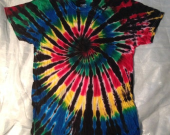 Tie dye shirt, Tye dye shirt