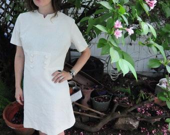 Gorgeous vintage white dress