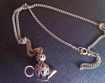 Vintage Charm Necklace-necklace with pendant