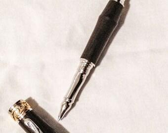 Ziricote Nouveau Sceptre Pen