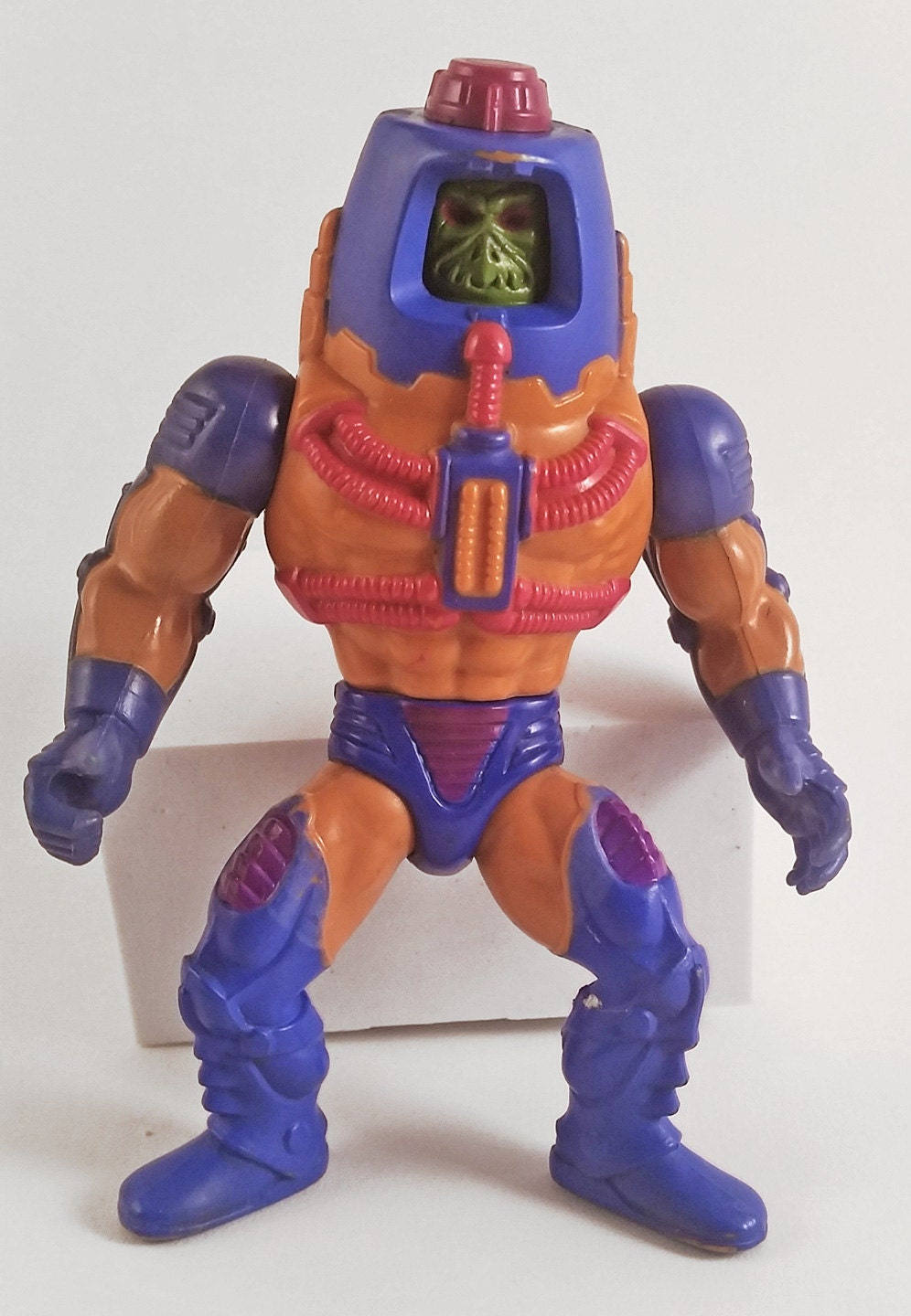 He Man Toys : Vintage he man action figure e faces s masters of