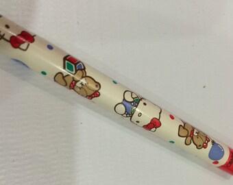 kawai hello kitty Pencils.Vintage Sanrio-1986