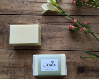 True Castile soap bar - cold process
