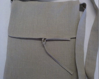 Historical Shoulder Bag - Handmade