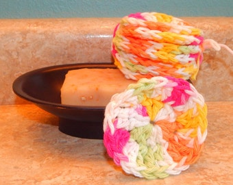 Over the Rainbow Scrubbies (Set of 7)