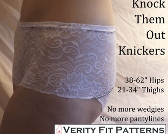 Knock Them Out Knickers PDF Sewing Pattern