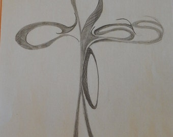 CROSS Graphite Drawing 12 x 9