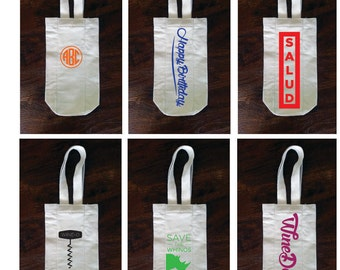 Wine Bag - Customized