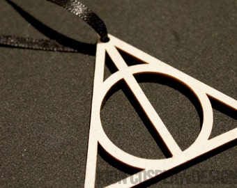 Deathly Hallows Ornament
