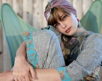 Bandit Bloomers: Eco-Friendly Natural Hemp Clothing