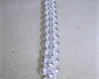 Simple Orbit Bracelet (Cinderella 2)