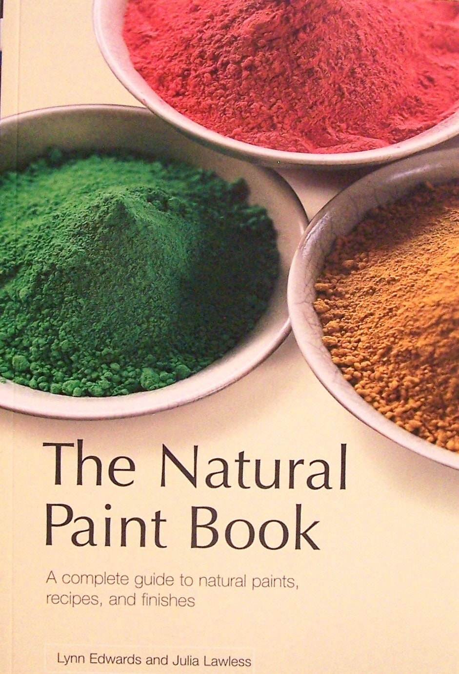 Natural paint book complete guide natural paint recipes for Eco friendly colours for painting