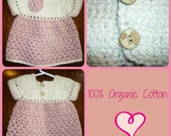 Organic Vivian Dress