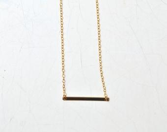 Drop BR Necklace