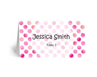 Table cards Wedding placecards Seating cards Name cards Name cards for wedding Wedding place cards Place cards wedding Printable wedding W5
