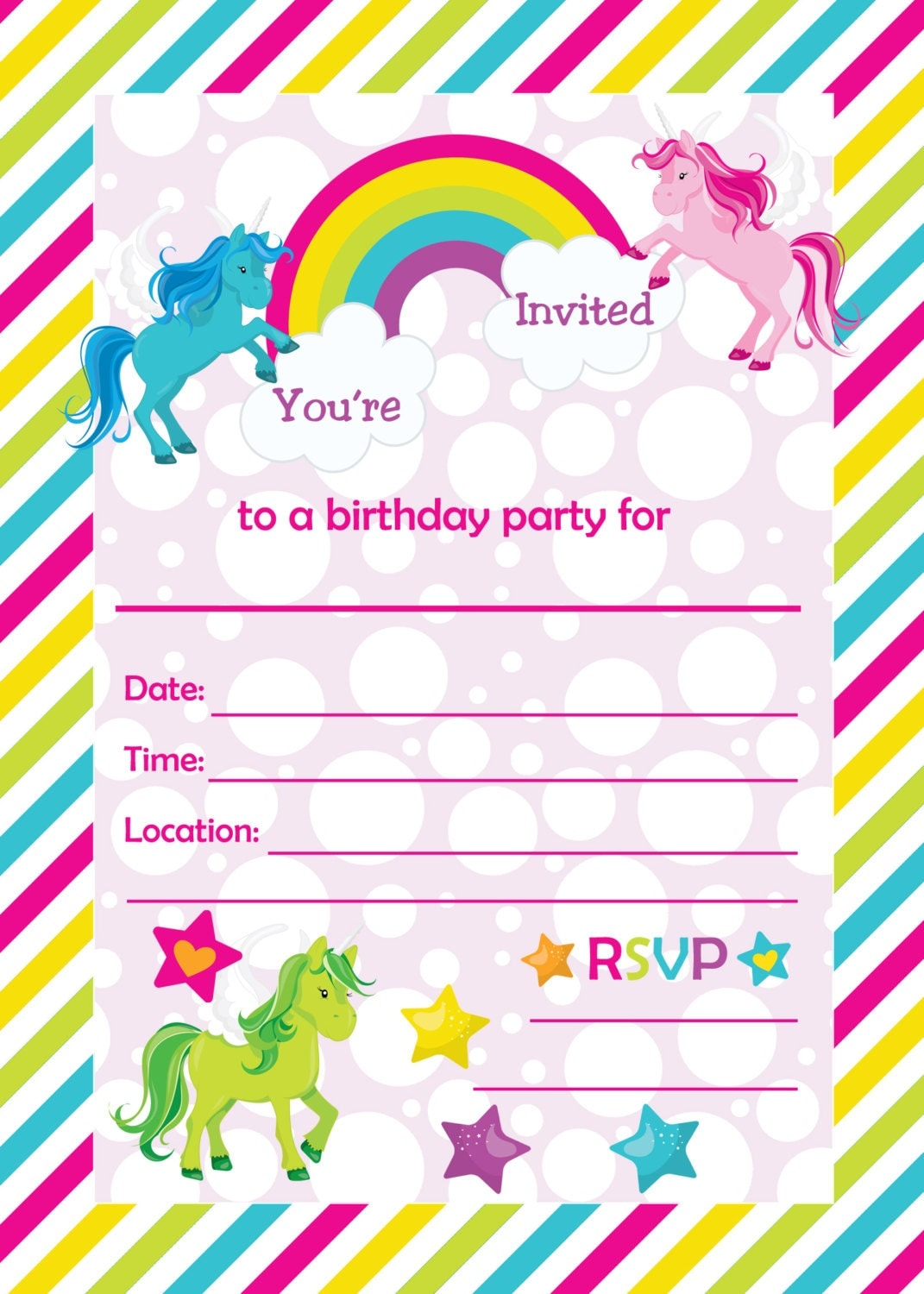 It's just a picture of Exhilarating Printable Party Invites