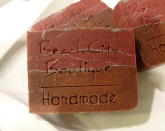 Arabian Spice Handmade Cold Process Soap