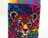 Lisa Frank Masterpieces Eraser Hunter the Leopard Cub