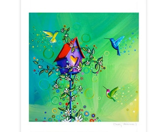 Nature and Whimsy Series Limited Edition - It's The Little Things - Signed 8x10 Semi Gloss Print (8/10)