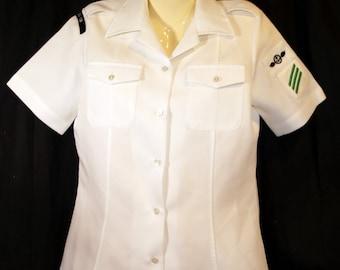 Attach Squadron 128 Golden Intruders Navy Naval Uniform Shirt Top