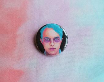"""Dane Dehaan """"Neon Dehaan"""" Pin"""