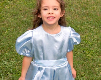 Wendy from Peter Pan Dress Size 7 to 12