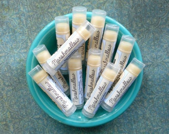 Marshmallow Epic Vegan Lip Vegan Balm