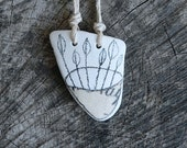 Giveaway - Beach Pottery Ikebana Necklace