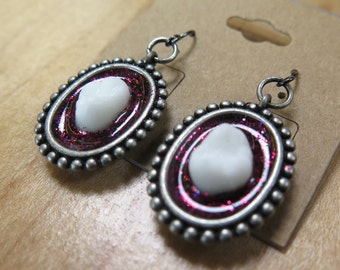 The Red Queen Earrings