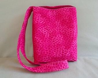 Bag Shoulder Bag Pink Pocketbook Purse Handbag