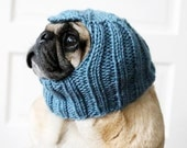Custom Cabbie Dog Hat - Pug Hat - Pet Accessories - Dog Clothing - Gift for Dog Lovers - All You Need is Pug®
