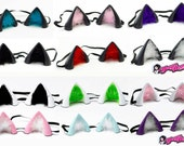 Cute Cosplay Cat Ears - for Party, Clubbing, Fun, Costume
