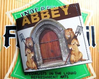 New Belgium Abbey Wallet