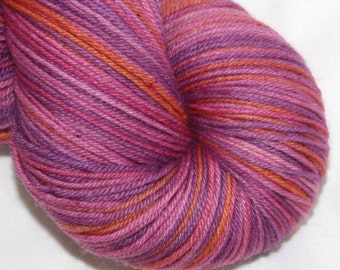 SALE--Pippin--Alley Cat--SW merino/nylon