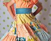 The Clementine dress by Corinna Couture Summer 2015